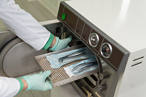 Now Care Dental takes infection control seriously and uses an autoclave to sterilize all reusable equipment, including dental hand pieces.